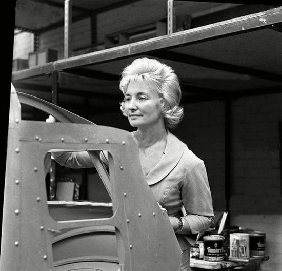Thunderbirds Creator Sylvia Anderson Has Died