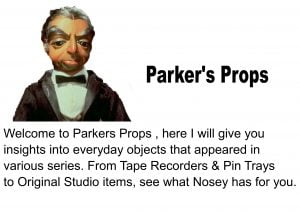 PARKER'S PROPS